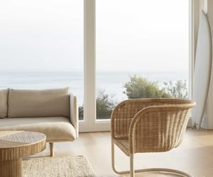 architecture, bamboo, and interior design image