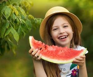 children, summer, and أطفال image