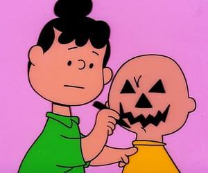 cartoon, cartoons, and Halloween image