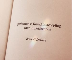 quotes, book, and perfection image