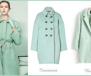 coat, sheinside, and emilio pucci image