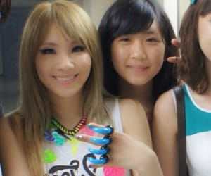 2ne1, lee chaeri, and CL image