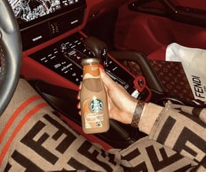 car, designer, and fendi image