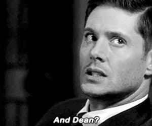 dean winchester, michael, and series image