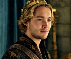 reign, francis valois, and king of france image