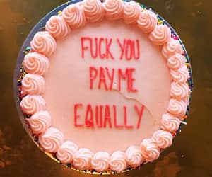 cakes, equal rights, and sexism image