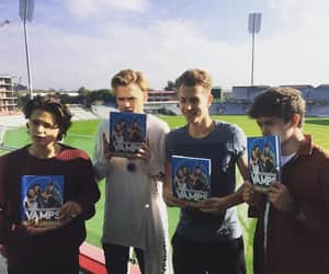 music, thevamps, and jamesmcvey image