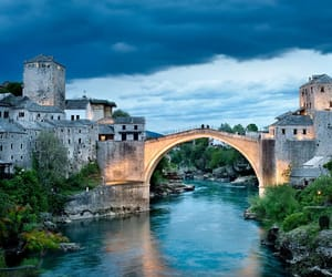 Bosnia, europe, and river image