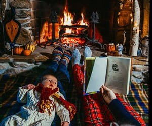 baby, home, and cosy image
