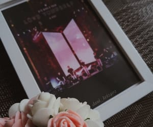 flowers, seoul, and bts image