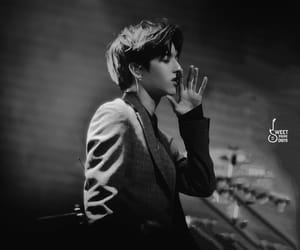 black and white, Hot, and Jae image