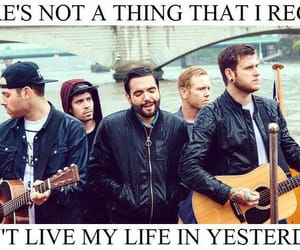 Lyrics, a day to remember, and adtr image