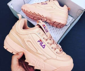 sneakers and Fila image