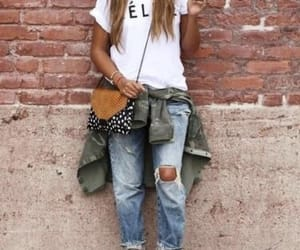 chic, street style, and fashion image