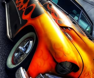 cars, custom, and vintage image
