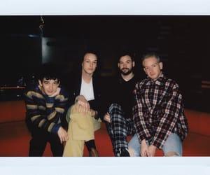 band, live, and music image