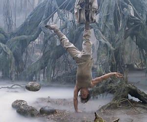 luke skywalker, master yoda, and star wars image