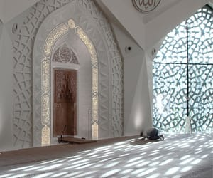 mosque, islam, and allah image
