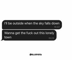 black, editing, and Lyrics image