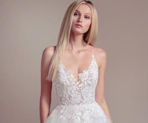 bridal, dresses, and dress image