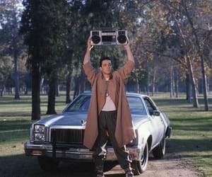 Say Anything, john cusack, and 80s image