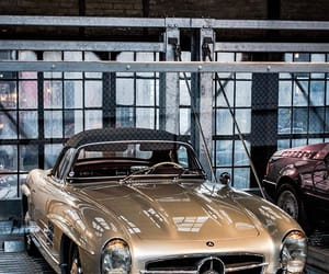 luxury, vintage, and mercedes benz image