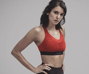gym, sports bra, and reebok women image