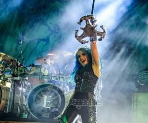 concert, arch enemy, and perfection image