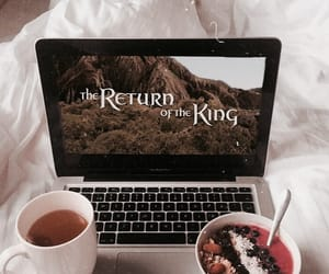 tea, the lord of the rings, and the return of the king image