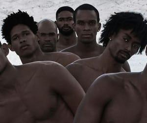 guys, models, and melanin image