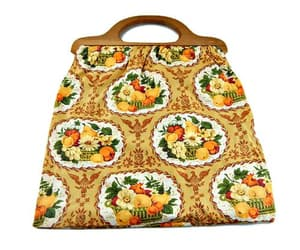 etsy, mid century, and vintage bags & purses image