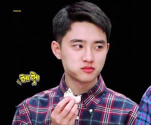 exo, kyungsoo, and gif image