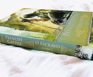 book, captive prince, and príncipe cativo image