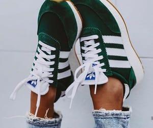 adidas, fashion, and green image