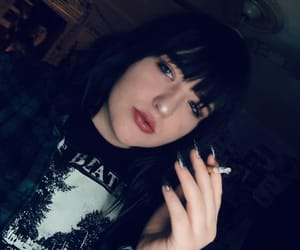 aesthetic, cigarette, and cigs image