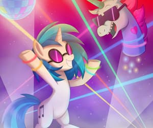 awesome, crossover, and dance party image