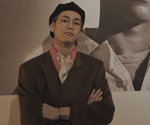 bts, taehyung, and art image