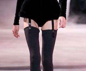 fashion, girl, and sexy image