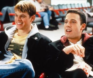 Ben Affleck and matt damon image