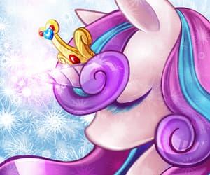 beautiful, my little pony, and alicorn image