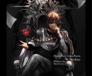 death note and light yagami image