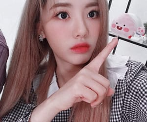 fromis_9, jiwon, and soft image