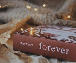 book, forever, and reading image