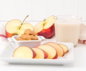apples, food, and ideas image