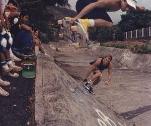 boys and skateboarding image