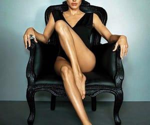 Angelina Jolie, girl, and style image