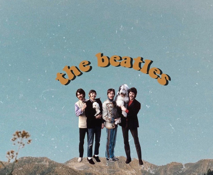 article, thebeatles, and yellowsubmarine image