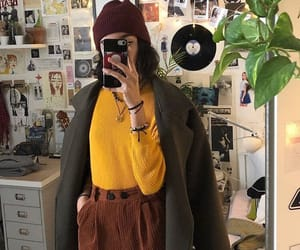 brown, corduroy, and cute room image