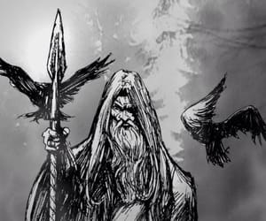 article, myth, and norse image