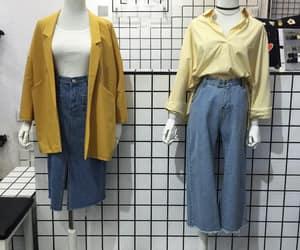 fashion, girls, and korean image